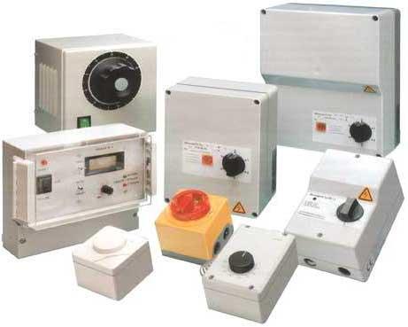 Радиальные вентиляторы с непосредственным соединением вала вентилятора и электродвигателя.